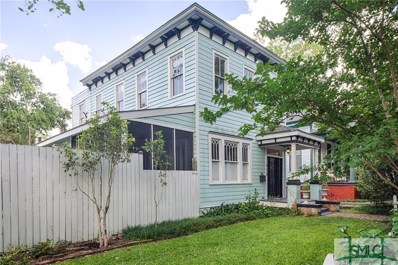413 E Bolton Street, Savannah, GA 31401 - #: 206739