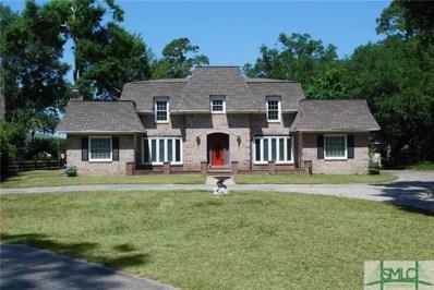 1128 Wilmington Island Road, Savannah, GA 31410 - #: 206933