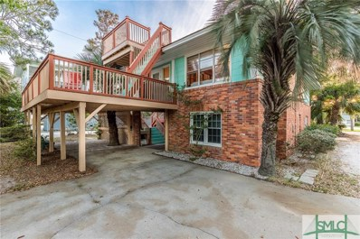 7 6th Terrace, Tybee Island, GA 31328 - #: 206960