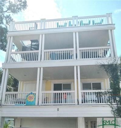 5 Sanctuary Place, Tybee Island, GA 31328 - #: 211436