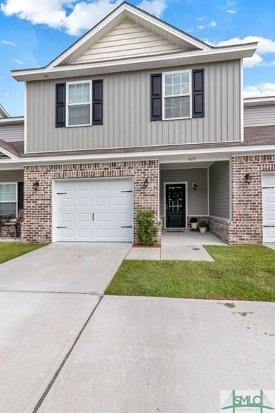 427 Governor Treutlen Circle, Pooler, GA 31322 - #: 214596