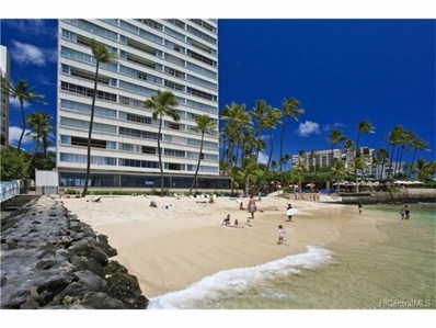 2895 Kalakaua Avenue UNIT 308, Honolulu, HI 96815 - #: 201707046