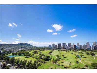 2916 Date Street UNIT 19C, Honolulu, HI 96816 - #: 201710082
