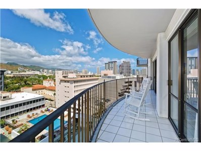 700 Richards Street UNIT 1205, Honolulu, HI 96813 - #: 201714542