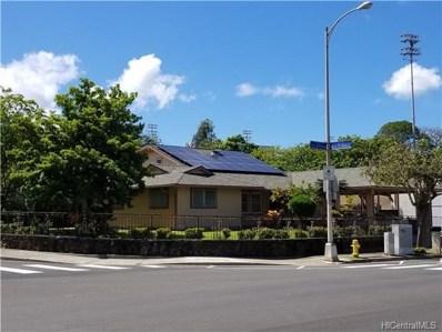 1193 Ala Napunani Street, Honolulu, HI 96818 - #: 201718809