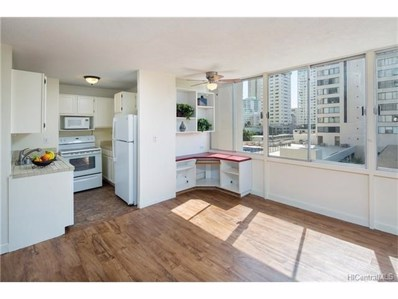2415 Ala Wai Boulevard UNIT 607, Honolulu, HI 96815 - #: 201719077