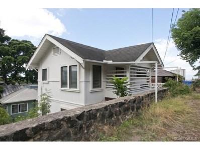 1640 Kamamalu Avenue, Honolulu, HI 96813 - #: 201722192