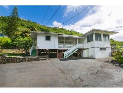 1819 10th Avenue UNIT A, Honolulu, HI 96816 - #: 201722839