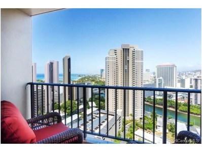 411 Hobron Lane UNIT 2814, Honolulu, HI 96815 - #: 201724429
