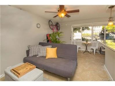 1819 Lipeepee Street UNIT 103, Honolulu, HI 96815 - #: 201726081
