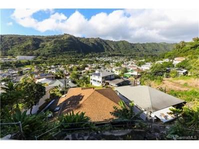 1671 Mahani Loop, Honolulu, HI 96819 - #: 201800285