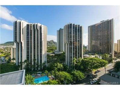 2533 Ala Wai Boulevard UNIT 1401, Honolulu, HI 96815 - #: 201800366