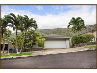 1449 Miloiki Street, Honolulu, HI 96825 - #: 201800544