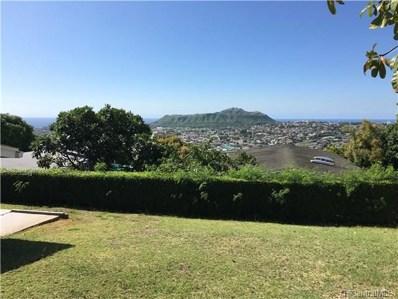 1719 Lihipali Place, Honolulu, HI 96821 - #: 201800674