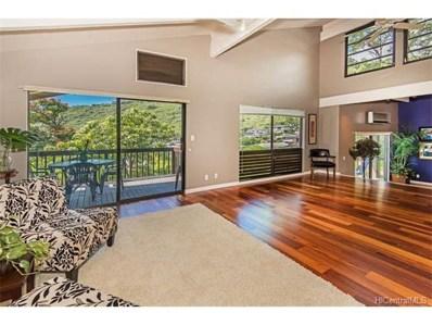 1487 Hiikala Place UNIT 17, Honolulu, HI 96816 - #: 201801389