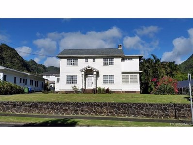 22 Wood Street, Honolulu, HI 96817 - #: 201801457
