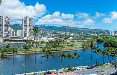 445 Kaiolu Street UNIT 814, Honolulu, HI 96815 - #: 201801568