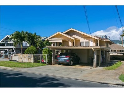 1816 Citron Street, Honolulu, HI 96826 - #: 201801620