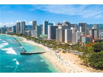 134 Kapahulu Avenue UNIT 716, Honolulu, HI 96815 - #: 201802240