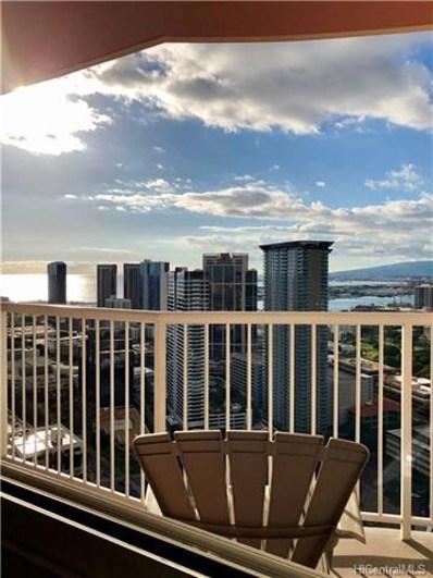 S 801 King Street UNIT 4105, Honolulu, HI 96813 - #: 201802292