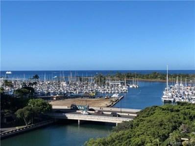 419A Atkinson Drive UNIT 1007, Honolulu, HI 96814 - #: 201804356