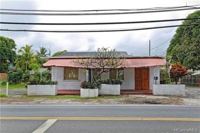 465 Kawailoa Road, Kailua, HI 96734 - #: 201804879