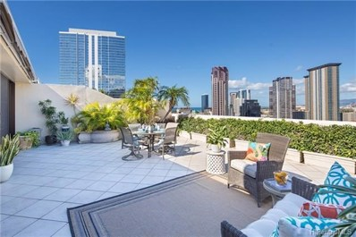 920 Ward Avenue UNIT PH 17DD, Honolulu, HI 96814 - #: 201805728