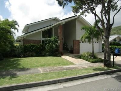 1006 Wainiha Street, Honolulu, HI 96825 - #: 201805760
