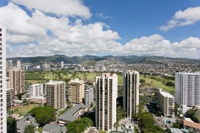 229 Paoakalani Avenue UNIT 3109, Honolulu, HI 96815 - #: 201806946