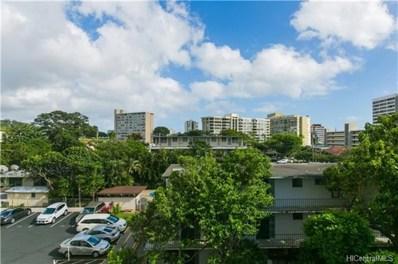 1617 Keeaumoku Street UNIT 405, Honolulu, HI 96822 - #: 201806997