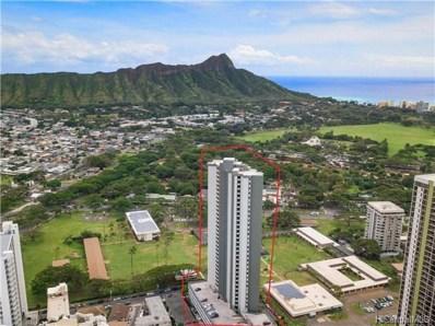 2600 Pualani Way UNIT 1404, Honolulu, HI 96815 - #: 201807095