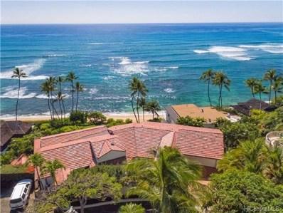 3619 Diamond Head Road, Honolulu, HI 96816 - #: 201808010