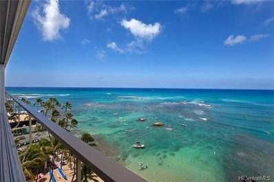 2895 Kalakaua Avenue UNIT 1001\/02, Honolulu, HI 96815 - #: 201809393