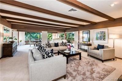670 Hakaka Place, Honolulu, HI 96816 - #: 201809404