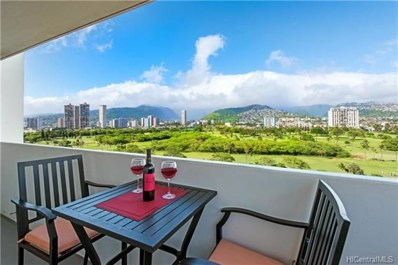2421 Ala Wai Boulevard UNIT 1101, Honolulu, HI 96815 - #: 201809673
