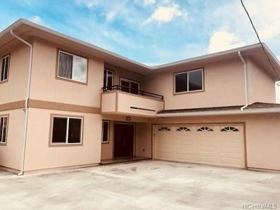 1847D Mahana Street, Honolulu, HI 96816 - #: 201809787