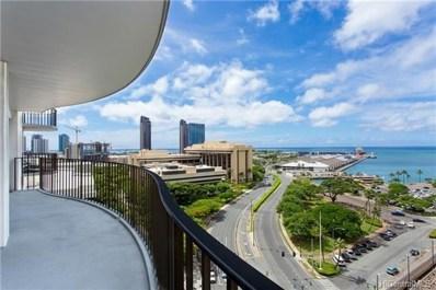 700 Richards Street UNIT 1410, Honolulu, HI 96813 - #: 201810014