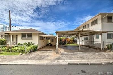 1115 Hassinger Street, Honolulu, HI 96822 - #: 201810162