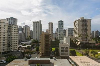 250 Ohua Avenue UNIT 7A, Honolulu, HI 96815 - #: 201811492