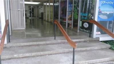 1560 Kanunu Street UNIT 612, Honolulu, HI 96814 - #: 201811721