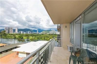 2415 Ala Wai Boulevard UNIT 805, Honolulu, HI 96815 - #: 201811951