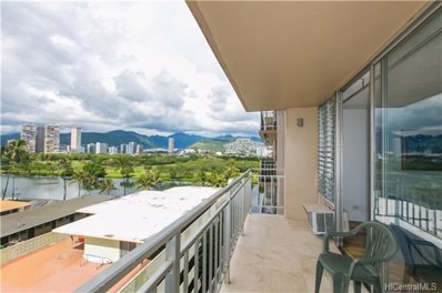 2415 Ala Wai Boulevard UNIT 805, Honolulu, HI 96815 - #: 201811951