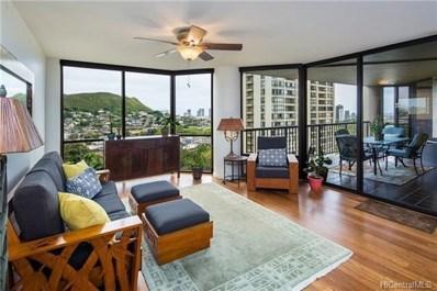 S 38 Judd Street UNIT 14A, Honolulu, HI 96817 - #: 201812013
