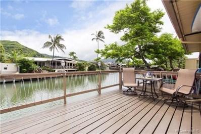 6370 Hawaii Kai Drive UNIT 16, Honolulu, HI 96825 - #: 201812643