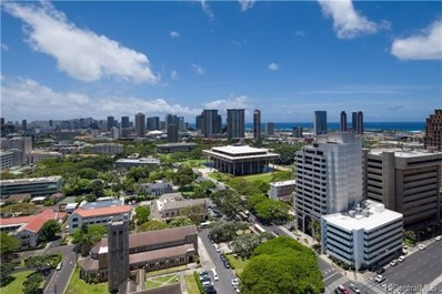1200 Queen Emma Street UNIT 2712, Honolulu, HI 96813 - #: 201813127