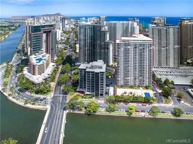 1717 Ala Wai Boulevard UNIT 2408, Honolulu, HI 96815 - #: 201813754