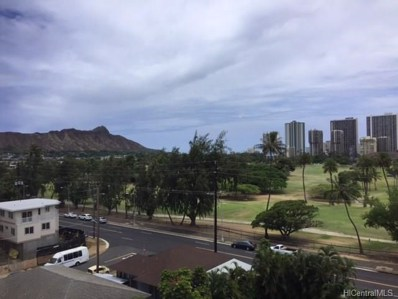 2916 Date Street UNIT 6E, Honolulu, HI 96816 - #: 201813956