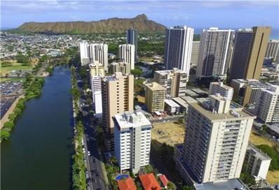 2452 Tusitala Street UNIT 1408, Honolulu, HI 96815 - #: 201814022