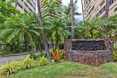 1700 Ala Moana Boulevard UNIT 904, Honolulu, HI 96815 - #: 201814119