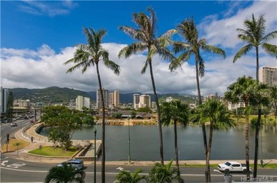 1909 Ala Wai Boulevard UNIT 402, Honolulu, HI 96815 - #: 201815530
